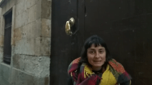 La aldaba de Ciudad Rodrigo mas visitada y una posible historia de amor