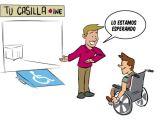 Accesibilidad para personas con discapacidad física