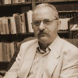 Fotografia de profil a lui Gheorghe Schwartz
