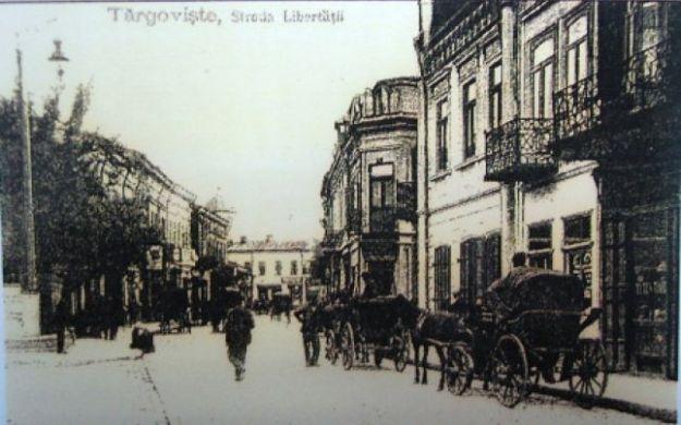 Imagini pentru targovistea veche