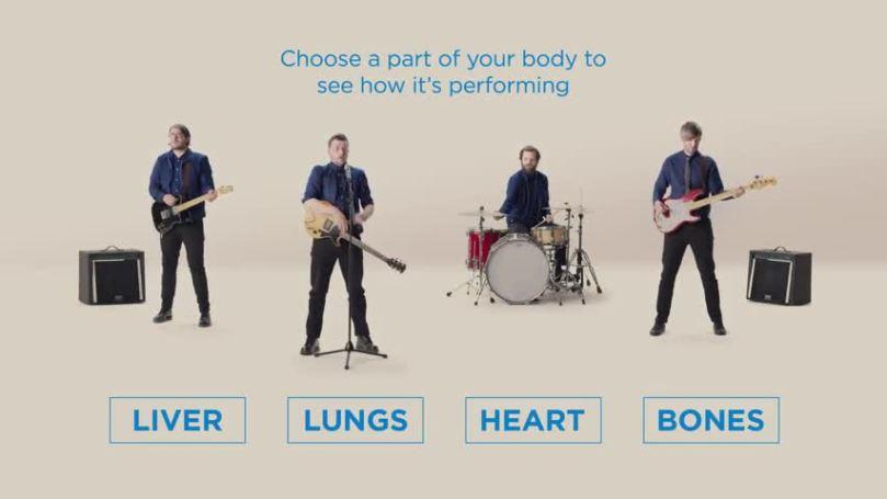 body-as-a-band