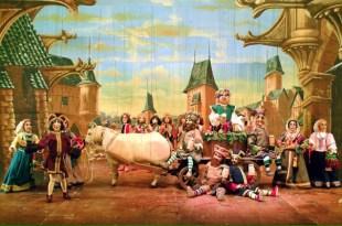 La festa della vendemmia ad Hamelin, la città più operosa e ricca del Regno.