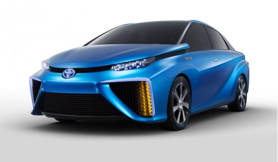 Toyota FCV @culturageek