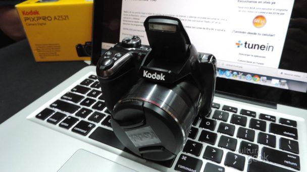 Kodak AZ 521 @CULTURAGEEK