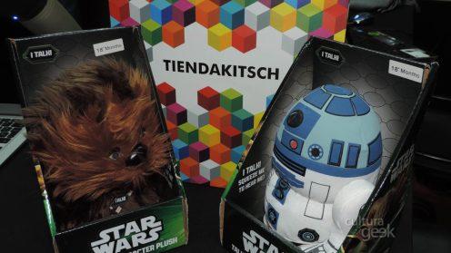 Cultura geek 152 con RTN gaming, beta destiny, sorteo microlab y tiendakitsch star wars