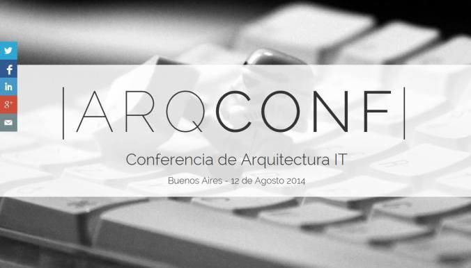 ARQconf culturageek.com.ar