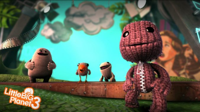 Little Big Planet 3 @culturageek