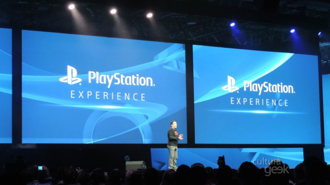 playstation experience Las Vegas culturageek.com.ar