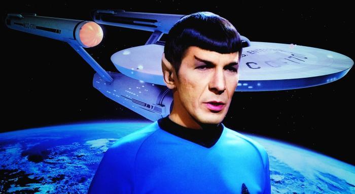 spock star trek nimoy culturageek.com.ar