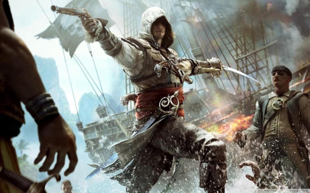 Cultura Geek Assassin's Creed 4