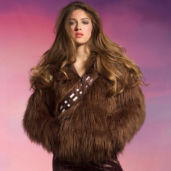 Cultura Geek Campera Chewbacca 3