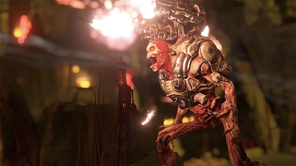 Cultura Geek Doom E3 2015