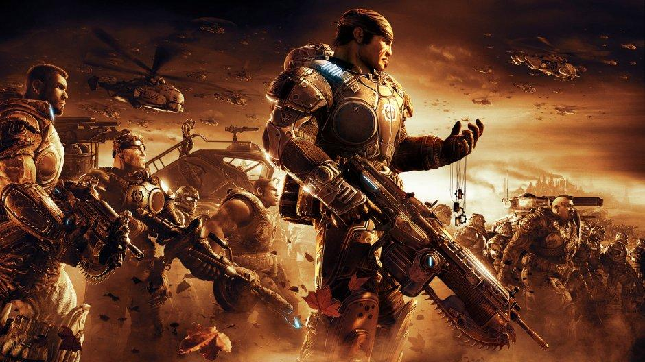 Cultura Geek Gears of War 3 Games With Gold Julio 2015 single player
