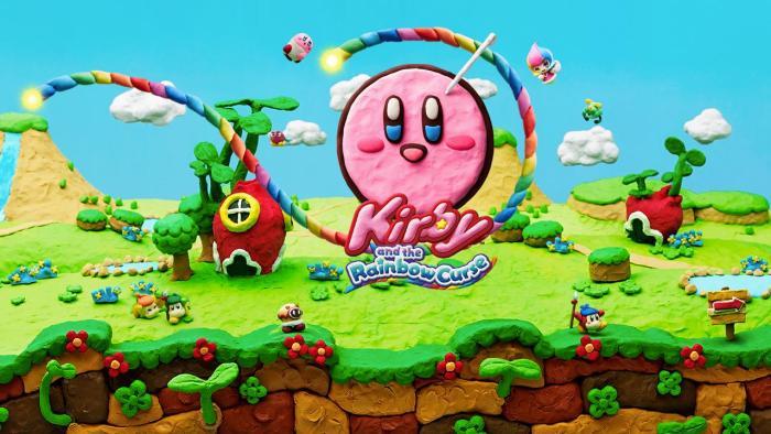 Cultura Geek Kirby Rainbow
