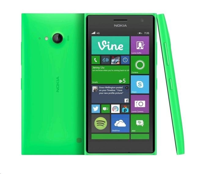 Lumia 735 @culturageek