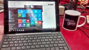 Cultura Geek Programa ! reseña Apple Watch Noblex 2 en 1 y Windows 10