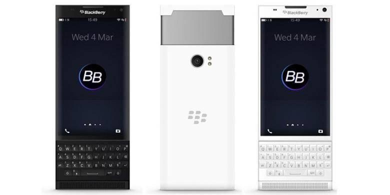 Blackberry @culturageek