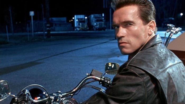 Terminator @culturageek