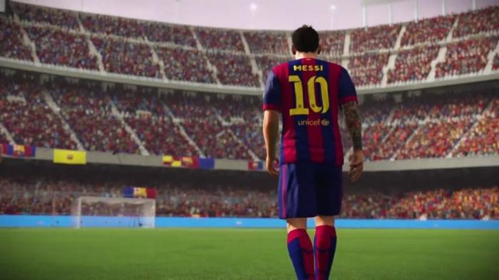 Cultura Geek Argentina Game Show FIFA 16