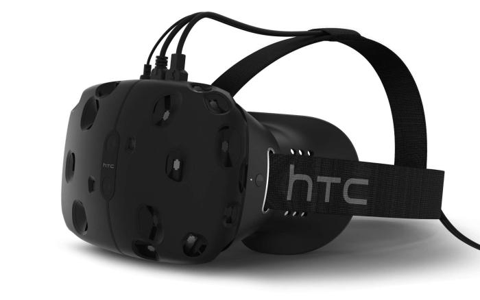 HTC Vive culturageek.com.ar