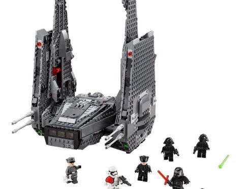 SW Lego 2 culturageek.com.ar