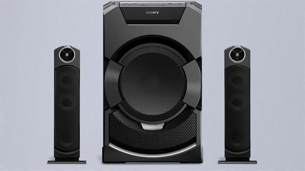 Sony mhc-gt5d culturageek.com.ar