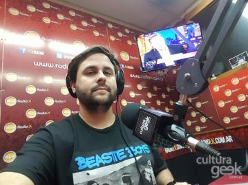 Augusto Finocchiaro Preci Cultura geek 215 just dance 2016 Coradir CS 500 y pepsi perfect