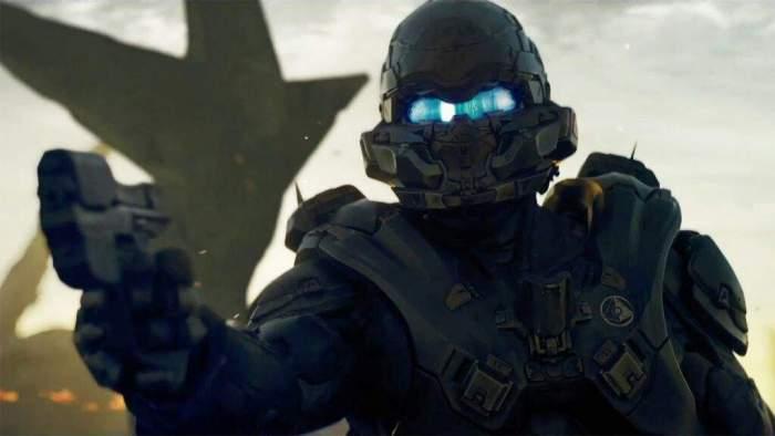 Cultura Geek Quinn DelHoyo Halo 5 2