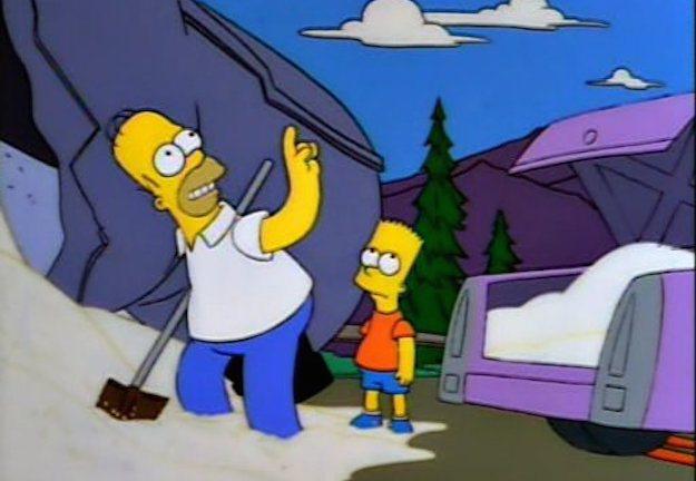 Cultura Geek Simpsons LSD 2