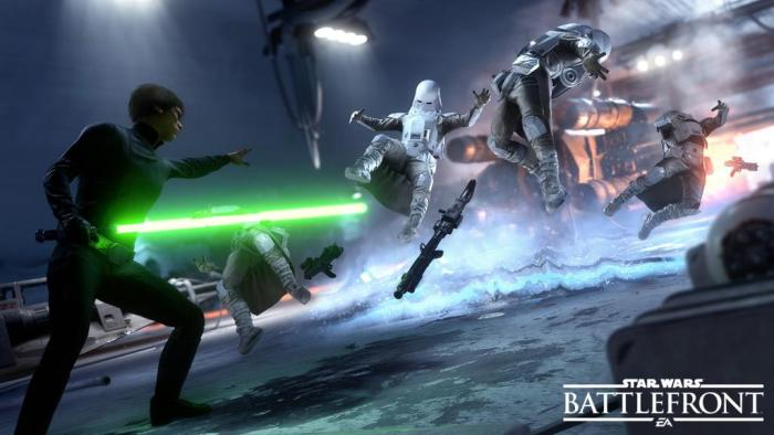 Cultura Geek Star Wars Battlefront Beta 4