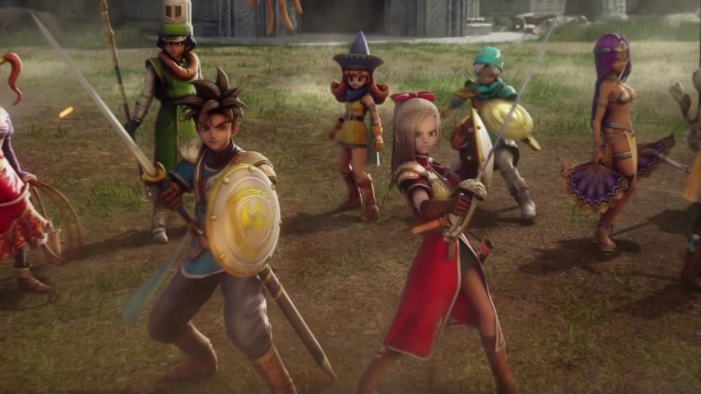 Dragon Quest Heroes b culturageek.com.ar