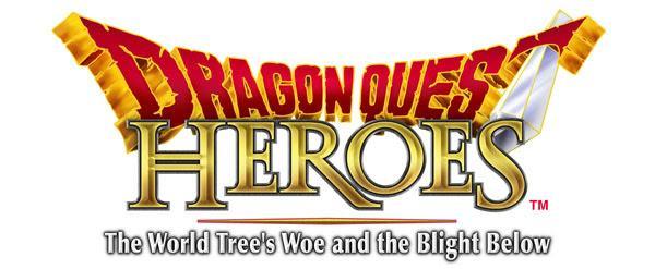 Dragon Quest Heroes logo culturageek.com.ar