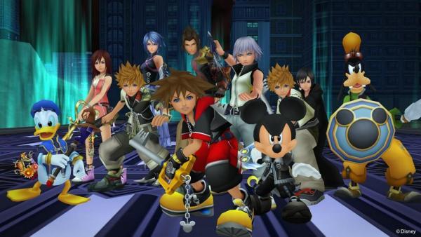 Kingdom Hearts DDD HD culturageek.com.ar