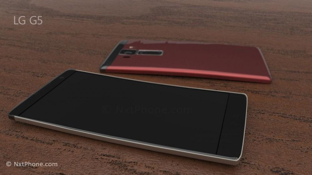 Cultura Geek LG G5 2