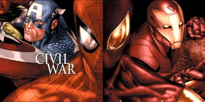 Spider-Man Civil War culturageek.com.ar