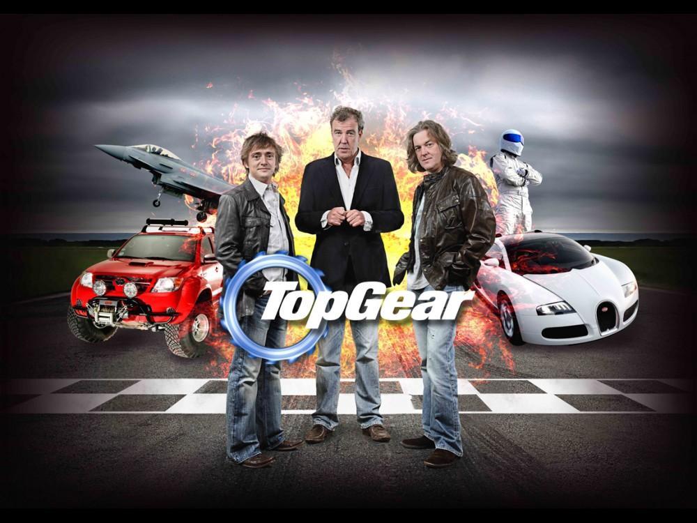 Cultura Geek Top Gear Chris Evans 1