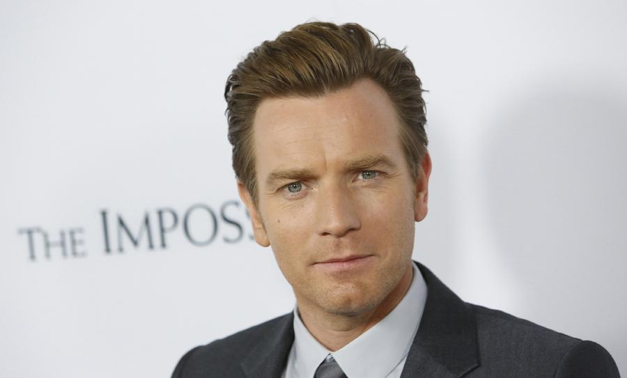 """Actor Ewan McGregor arrives at the premiere of the movie """"The Impossible"""" at Arclight Cinema in Hollywood"""