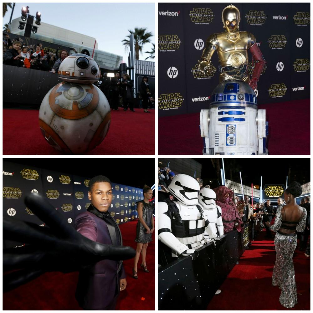 the force awakens premiere