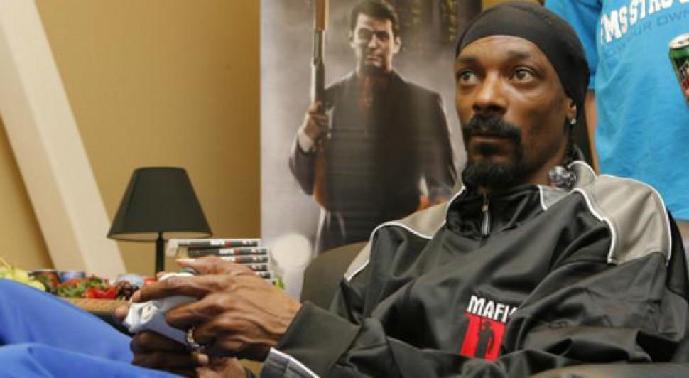 Cultura Geek Famosos Gamers Snoop Dogg