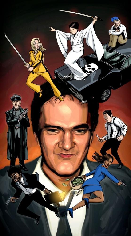 Cultura Geek Tarantino Universo 1