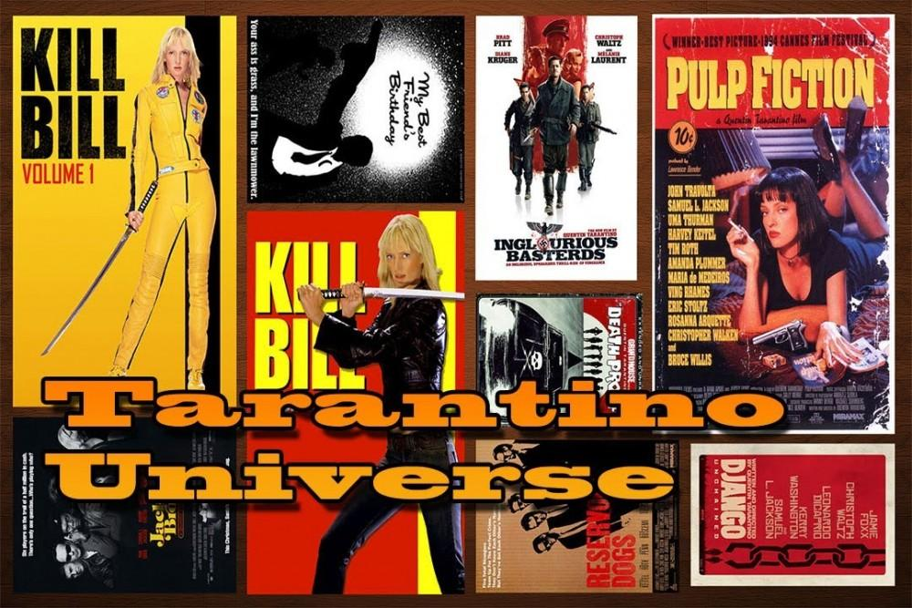Cultura Geek Tarantino Universo 2