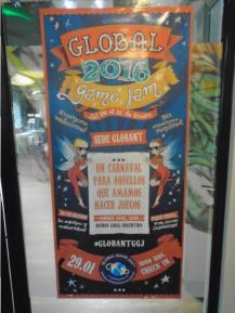 Cultura Geek Global Game Jam 4