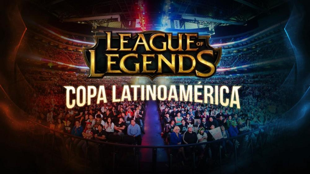 Cultura Geek Copa LoL Latinoamérica 2
