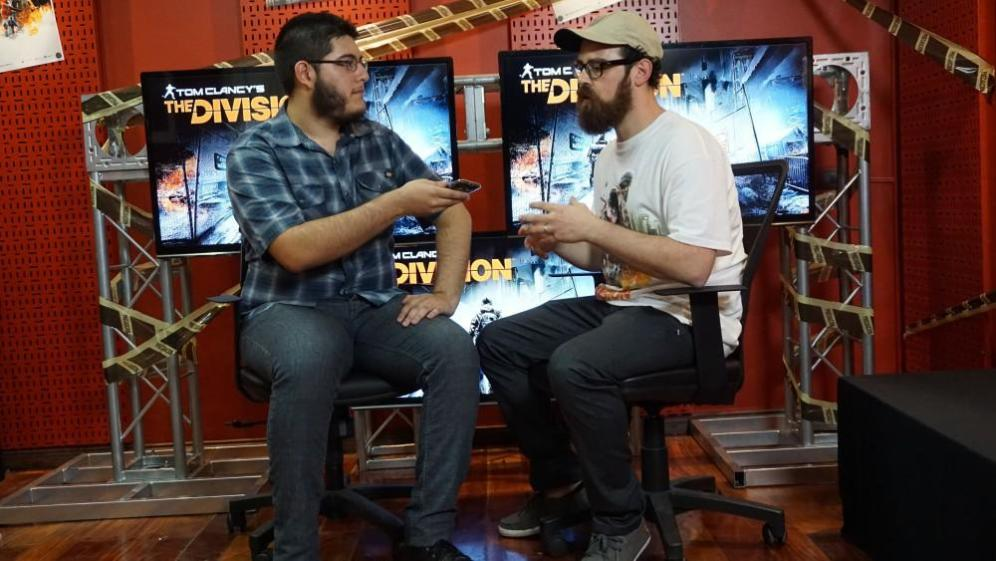 Cultura Geek The Division Entrevista 4