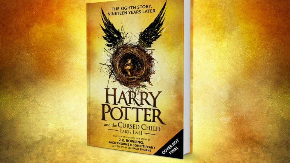 Harry Potter and the Cursed Child book culturageek.com.ar