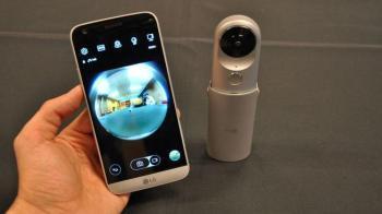 Cultura Geek LG G5 MWC 5