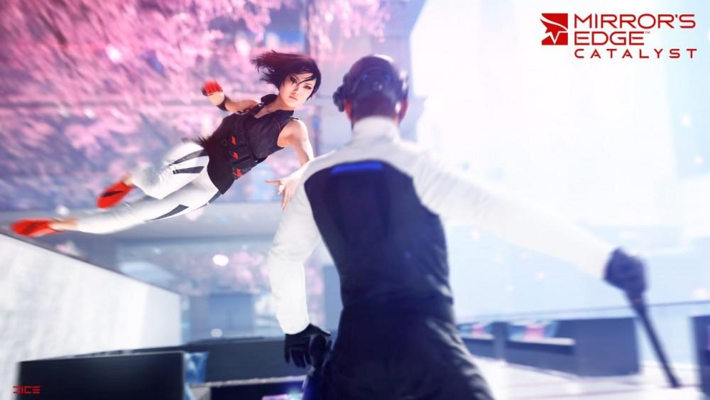 Cultura Geek Mirror's Edge Catalyst Trailer 2