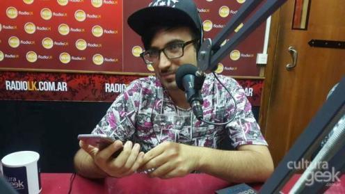 Entrevista a Orni en culturageek.com.ar