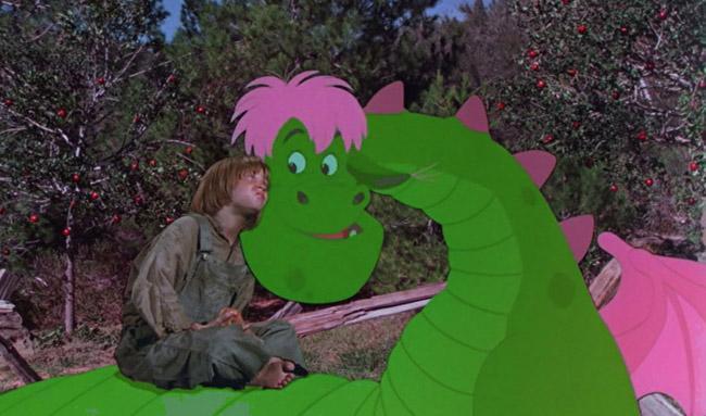 pedro y el dragón