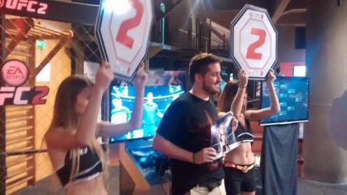 Cultura Geek UFC 2 Evento 4